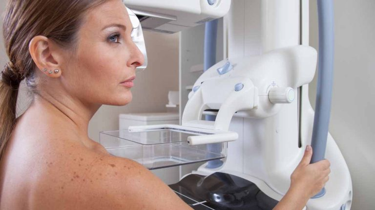 The American College of Physicians now recommends  mammograms every other year only after the age of 40, and doing away with self-breast exams altogether.(<a href=