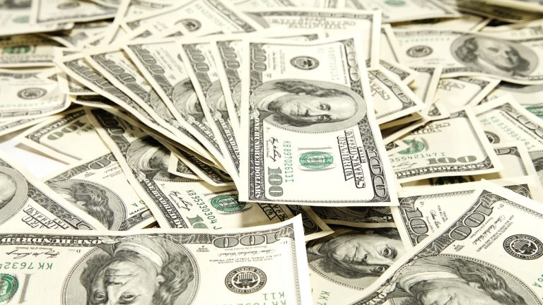(<a href='http://www.shutterstock.com/pic-258253466/stock-photo-finance-background.html'>Cash</a> image courtesy of Shutterstock.com)