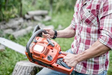(<a href='http://www.shutterstock.com/pic-210191875/stock-photo-portrait-of-sexy-and-handsome-man-with-chainsaw-and-protective-gear-ready-for-cutting-wood.html'>Lumberjack image</a> courtesy of Shutterstock.com)