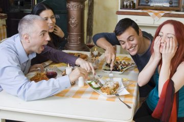 (<a href='http://www.shutterstock.com/pic-133337162/stock-photo-steal-it-from-the-plate-scene-from-a-restaurant-selective-focus.html'>Stealing form a plate</a> image courtesy of Shutterstock.com)