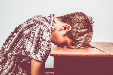 (<a href='http://www.shutterstock.com/pic-216111634/stock-photo-tired.html'>Head on desk</a> image courtesy of Shutterstock.com)