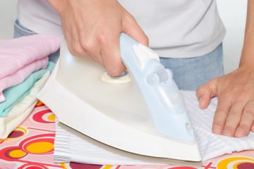 (<a href='http://www.shutterstock.com/pic-315312359/stock-photo-man-ironing-a-shirt.html'>Young man ironing</a> image courtesy of Shutterstock.com)