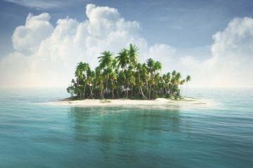 (<a href='http://www.shutterstock.com/pic-149993498/stock-photo-tropical-island.html'>Island</a> image courtesy of Shutterstock.com)