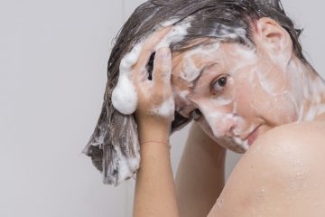 (<a href='http://www.shutterstock.com/pic-280721834/stock-photo-girl-in-the-shower.html'>Woman in the shower</a> image courtesy of Shutterstock.com)