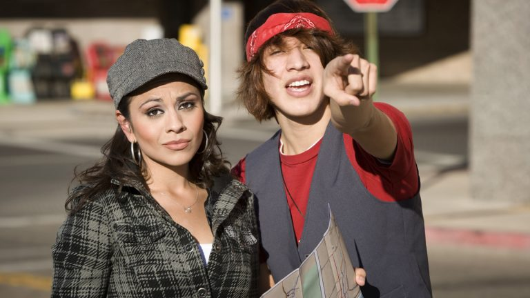 (<a href='http://www.shutterstock.com/pic-22884415/stock-photo-lost-young-couple-on-the-sidewalk-with-map.html'>Lost tourists</a> image courtesy of Shutterstock.com)