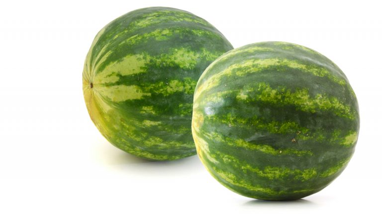 (<a href='http://www.shutterstock.com/pic-176121854/stock-photo-water-melon-isolated-on-white-background.html'>Watermelons</a> image courtesy of Shutterstock.com)