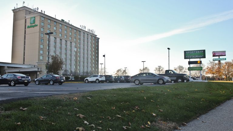 9th and Packer is the site of the Stadium-District Casino (Kimberly Paynter/WHYY)