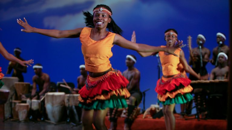 The 'Spirit of Uganda' comes to William Penn Charter on March 12. (Courtesy of Empower African Children)
