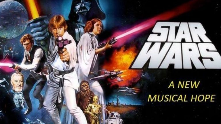 Star Wars: A New Musical Hope (courtesy:inwilmingtonde.com/)