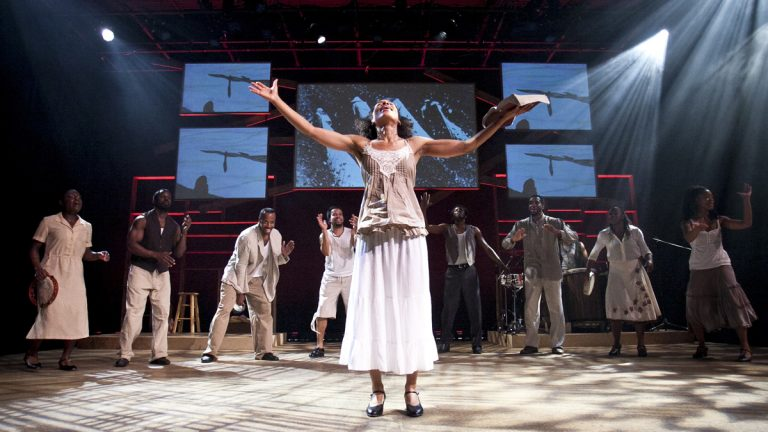 The Philadelphia premiere of Step Afrika!  The Migration: Reflections on Jacob Lawrence