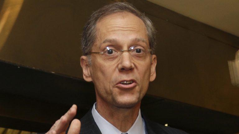 Philadelphia's new  health commissioner is Thomas Farley. (AP file photo)