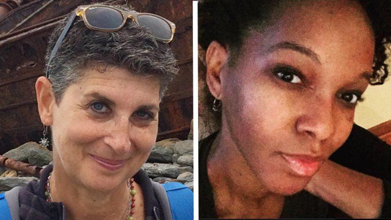 Professor Janice Fine (left), Professor Imani Perry (right)