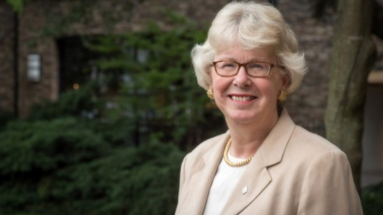 Nancy Targett, acting president of the University of Delaware, has been named provost and vice president for academic affairs at the University of New Hampshire. Her appointment is effective Sept. 1 (Photo courtesy of UD)