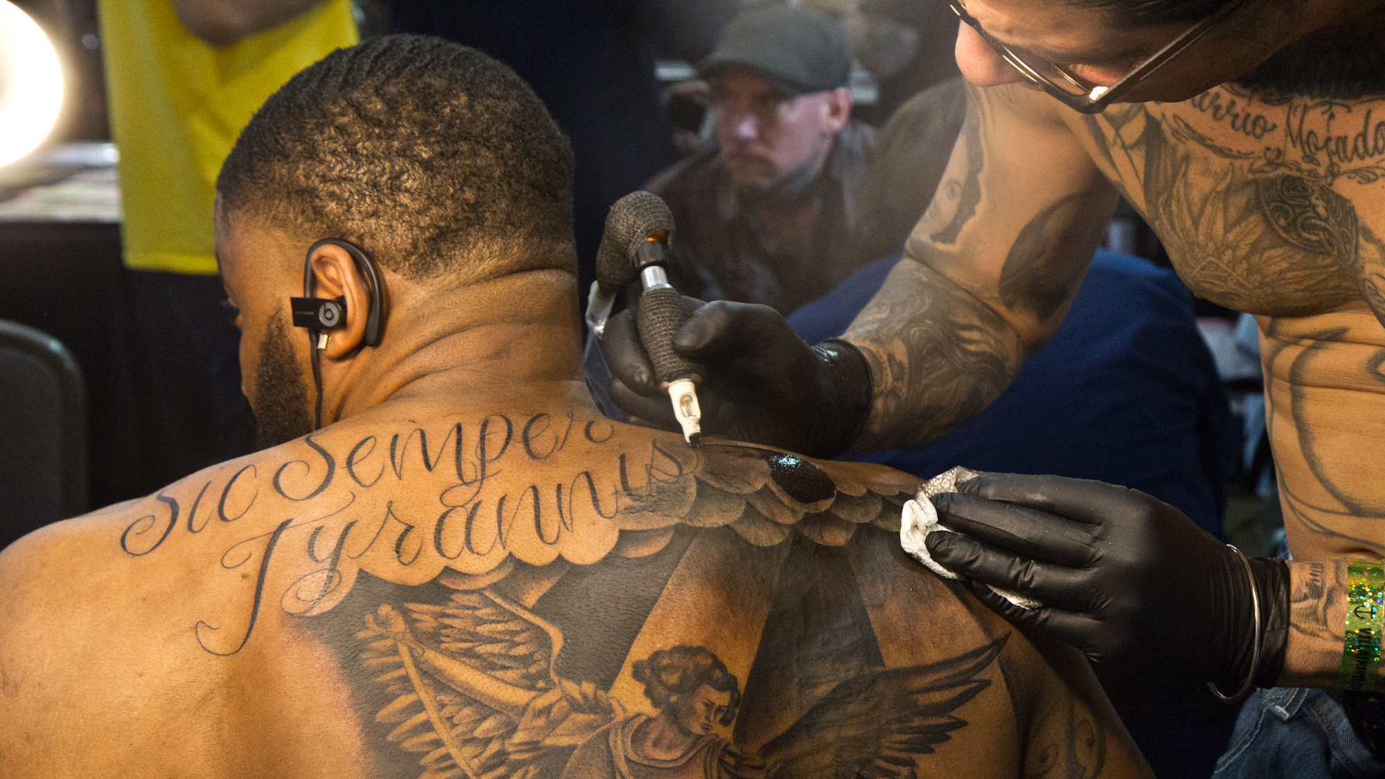 If You Think It They Can Ink It At 2017 Philly Tattoo Arts