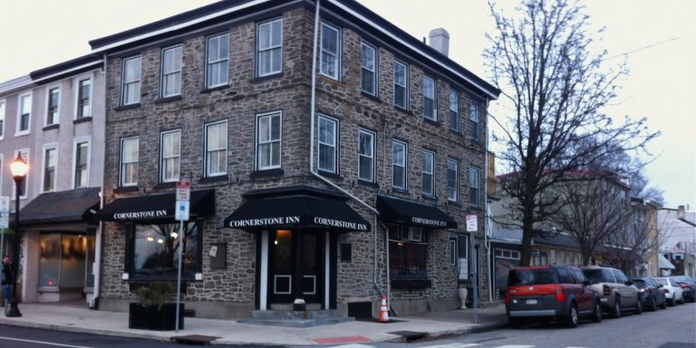 Tavern on Ridge will be located at 6080 Ridge Avenue, formerly the Cornerstone Inn as well as Coyle's Café. (Emily Brooks/for NewsWorks)