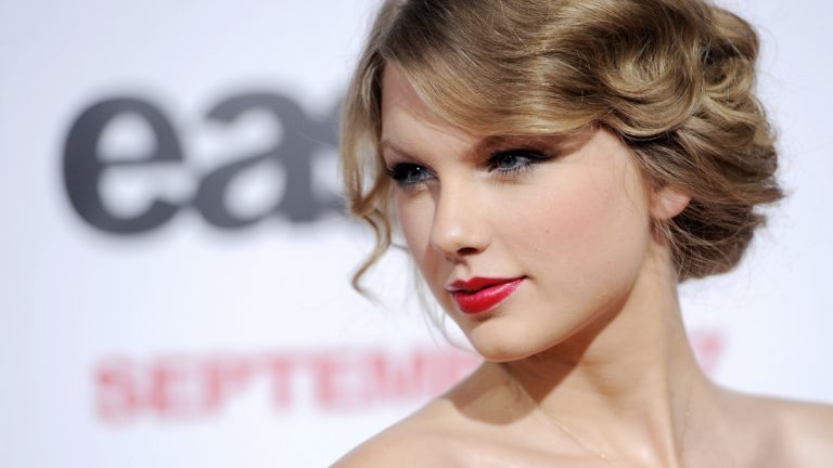 Taylor Swift in 2010. (AP Photo/Chris Pizzello