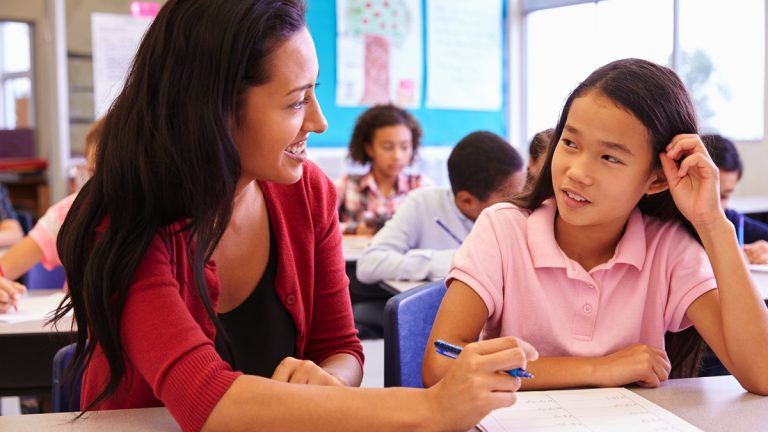 A study found that training teachers to empathize significantly reduced student suspension rates. (monkeybusinessimages/Bigstock)