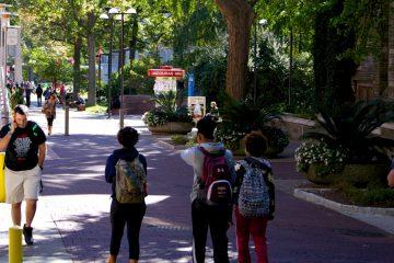 Temple University Main Campus. (Nathaniel Hamilton/for NewsWorks)