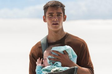Brenton Thwaites stars in a film adaptation of