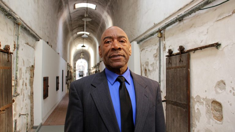 Thurmond Berry served 39 years in prison before his life sentence was commuted by Gov. Tom Wolf earlier this year. (Emma Lee/WHYY)