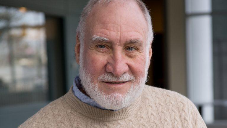 Tony Auth (Image courtesy of The Philadelphia Foundation)