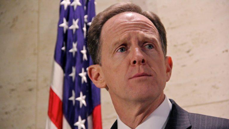 U.S. Sen Pat Toomey