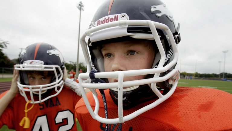 Pro and con: Is football too dangerous for kids? - WHYY