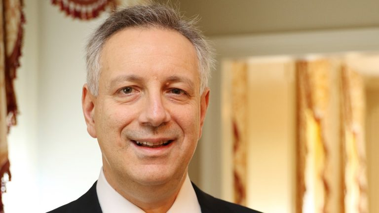 Dennis Assanis, a longtime mechanical engineer and university administrator, has been named president at the University of Delaware. (photo courtesy UD)