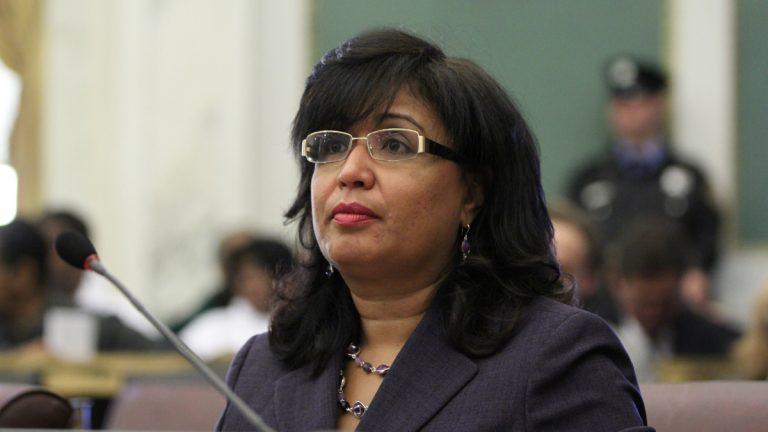 Philadelphia City Councilwoman Maria Quiñones-Sanchez. (Emma Lee/WHYY)