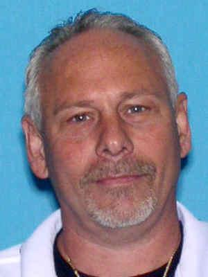 Robert Dechert, 54, of the 200 block of Cedar Street in Lakehurst is wanted for the attempted murder of an off-duty Seaside Heights police officer who attempted to stop him after witnessing a hit-and-run in Toms River. (Photo courtesy of the Toms River Police Department)