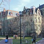 College Hall on the University of Pennsylvania campus. (Emma Lee/WHYY
