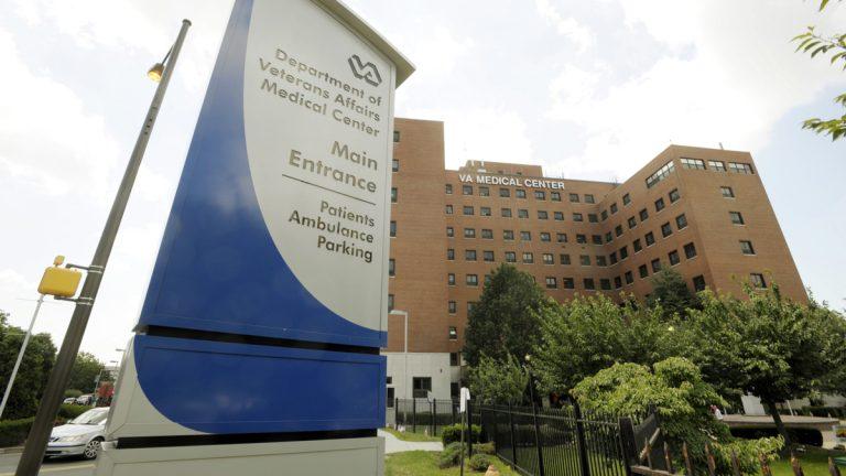 Philadelphia Veterans Hospital will be renamed for  West Oak Lane war hero Cpl. Michael Crescenz.(AP Photo/Bradley C. Bower)