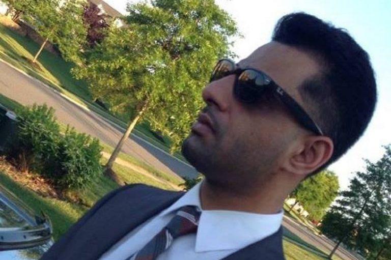 A photo of the victim, Shazim Uppal. (Shazim Uppal/Facebook)