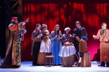 Walnut Street Theater Kids' production of Charles Dickens'