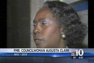 Augusta Clark, better known as