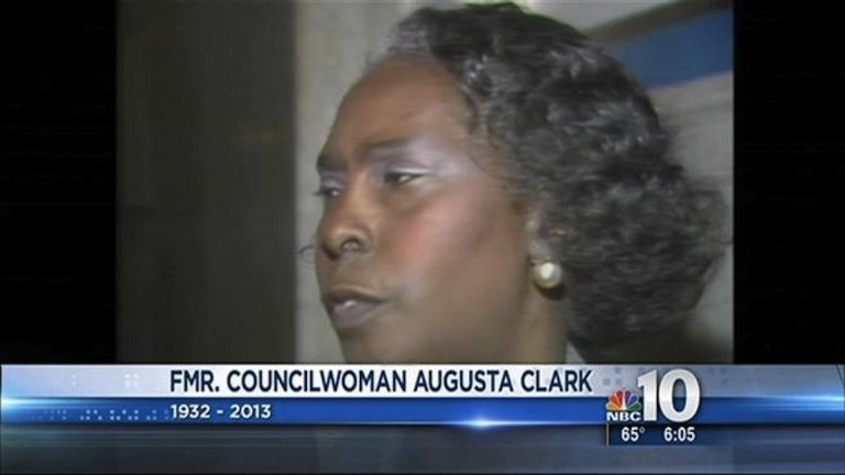 Augusta Clark, better known as
