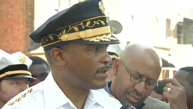 Fire Commissioner Derrick Sawyer and other firefighters will be going door-to-door along the 6500 block of Genser Street on Monday to speak with residents and install new smoke detectors in their homes. (NBC10)
