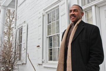 Tyrone Werts spent 36 years in prison and helped to establish the Inside Out Prison Exchange program at Graterford. (Kimberly Paynter/WHYY)