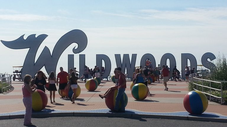 Will another N.J. shore town be able to top The Wildwoods, a frequent