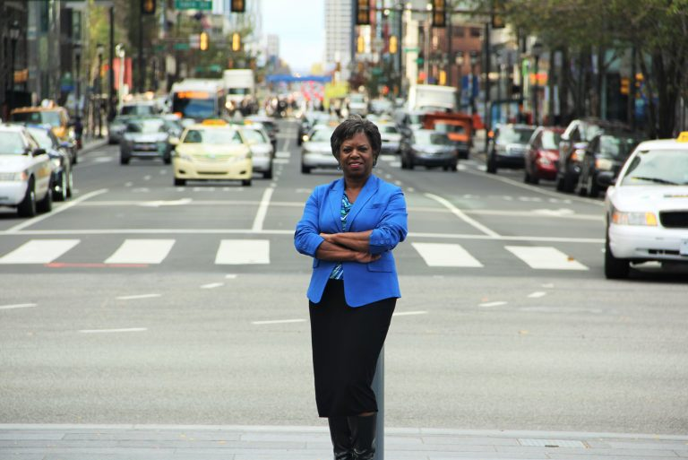 SEPTA sppokeswoman Jerri Williams previously worked for the FBI and will use that experience as a part of her first crime novel. (Photo/Manny Smith)