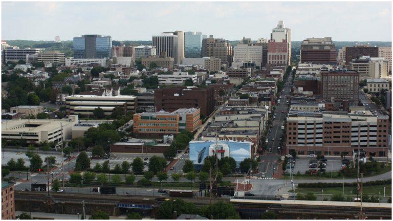 The City of Wilmington.