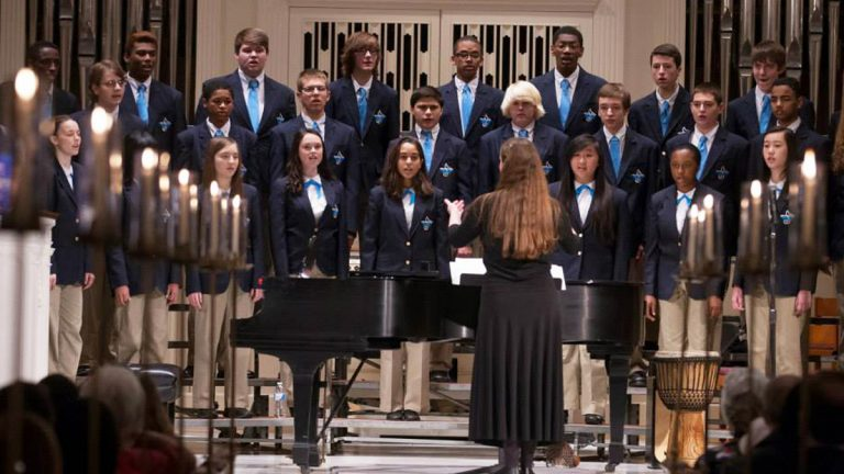 Wilmington Children's Chorus (courtesy/Friends of The Wilmington Children's Chorus facebook page)