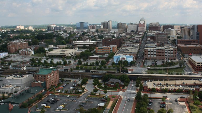 Wilmington skyline (Brian Drouin/NewsWorks)