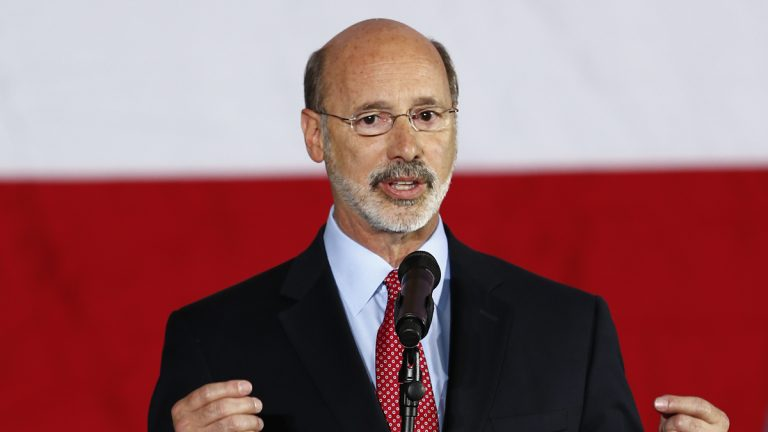 During Tom Wolf's campaign for Pennsylvania Governor