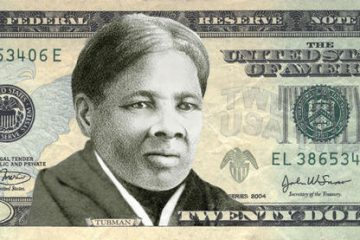 Harriet Tubman on a $20?  (Image via WomenOn20s.org)