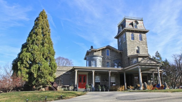 The Woodmere Art Museum director William Valerio says he would love to see the
