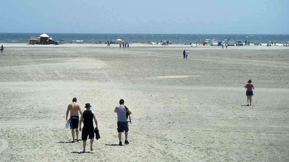 Why wildwoods beaches are so big whyy nvjuhfo Choice Image