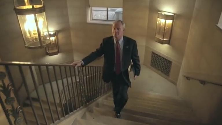 TV ad for Pennsylvania Supreme Court candidate Kevin Dougherty
