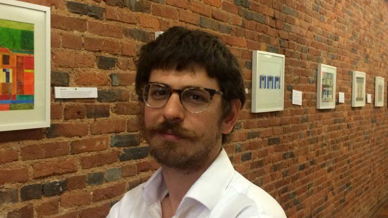 Rabbi Zalman Wircberg (Susan Richardson/for newsWorks)