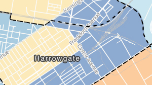 Harrowgate, Juniata Park